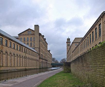 Salt's Mill in Saltaire
