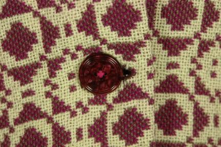 Welsh wool detail
