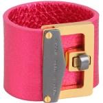 Wednesday Wish: Bianca leather cuff