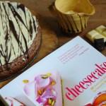Bookmarks: Cheesecake