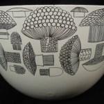 Charity Vintage: Kaj Franck for Finel mushroom design bowl