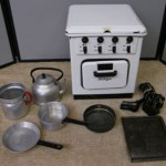 Charity Vintage: Child's Heiliger oven
