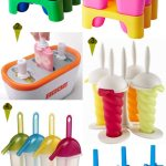 Gimme Five! Ice lolly moulds