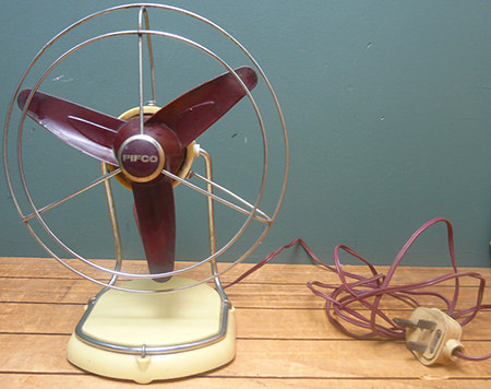 Vintage Pifco fan