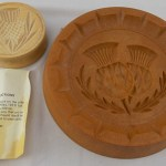 Charity Vintage: Scottish shortbread moulds