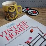 Bookmarks: Vintage Homes