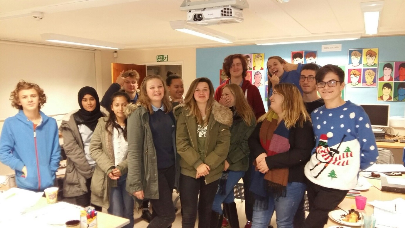 Junior Youth Introducing 14 New Junior Youth Workers Histon Impington