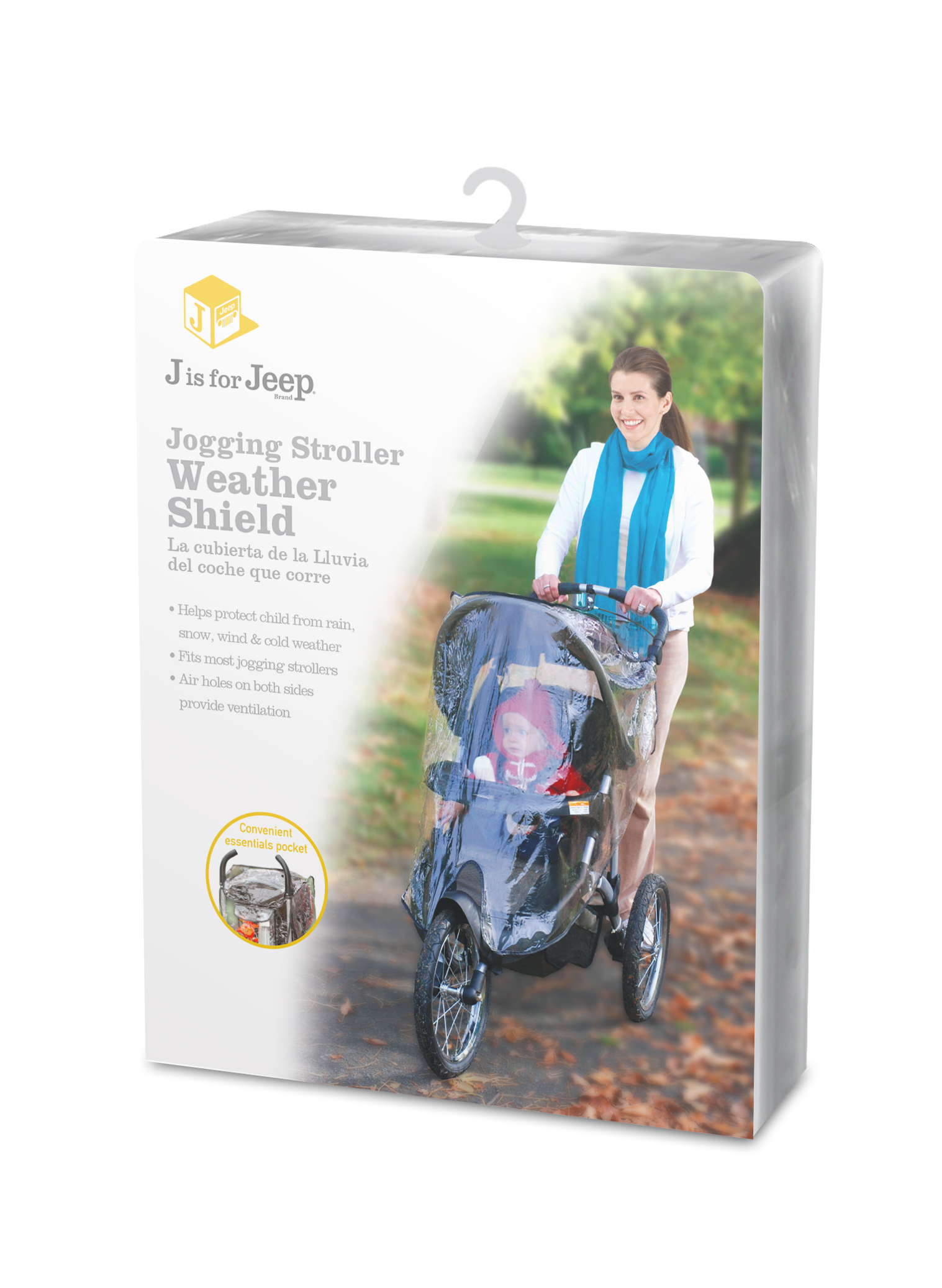 Jogging Stroller Weather Shield His Juveniles Inc