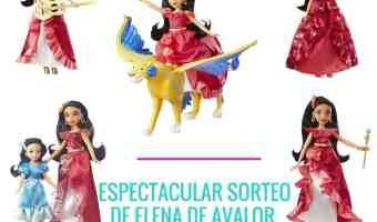 ¡Gana un set de muñecas de Elena de Avalor!