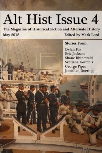Current Issue: New Alternate History and Historical Fiction (1/6)