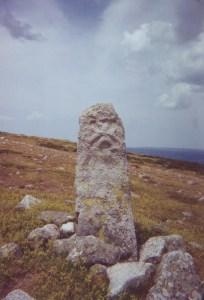 Croix Templière du Mont Finiels