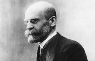 Historia y biografía de Émile Durkheim