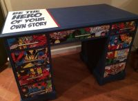 10 ideas para hacer una habitacin de Superhroes