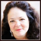 Janalyn Voigt, Author Image Framed