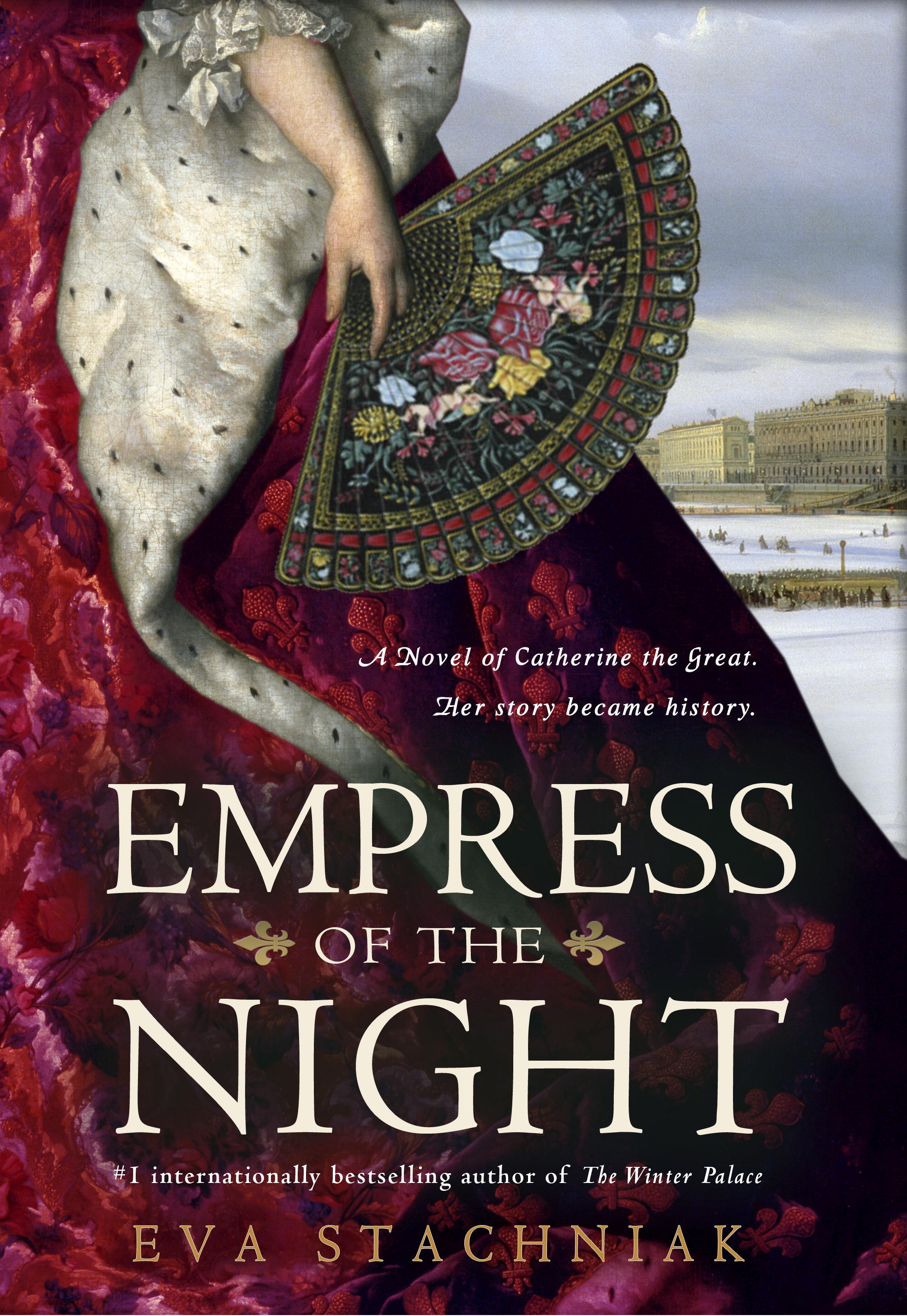 Catherine Coulter Libros Empress Of The Night A Novel Of Catherine The Great Historical