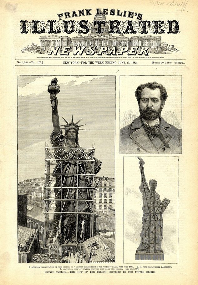 Histor Leliewit When Did We Get The Statue Of Liberty | New York City