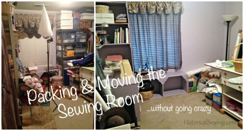 Tips for Packing  Moving a Sewing Room