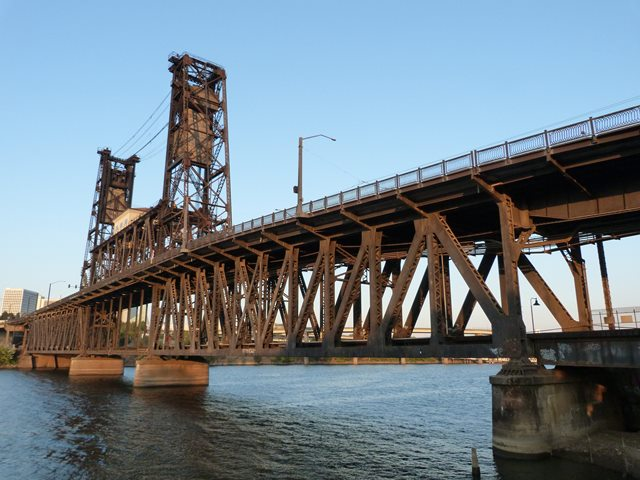Steel Bridge - HistoricBridgesorg