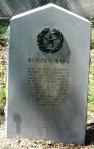 Founders' Memorial, Robert Barr