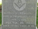 Glenwood Cemetery, George H. Bringhurst