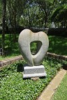 Glenwood Cemetery, Cooley Heart Marker
