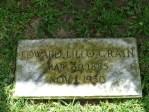 Glenwood Cemetery, E. L. Crain