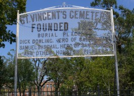 St. Vincent sign