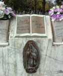 Iconography: Our Lady of Guadalupe, Hollywood Cemetery