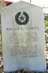 Founders' Memorial, William Stilwell