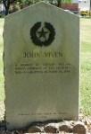 Founders' Memorial, John Viven
