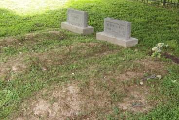 Fake Cemetery