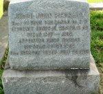 Glendale Cemetery -- John Birdsall