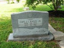 Glendale Cemetery -- J. L. Railey