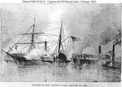 Capture of the Harriet Lane