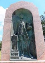 George Washington in his Masonic regalia