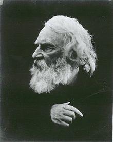 Henry Wadsworth Longfellow 1868