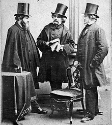 J. T. Fields, N. Hawthorne & William Ticknor 1863