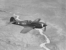 P-40 Aircraft