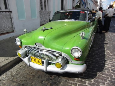 Cuba 1952 Buick