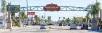 Historic Santa Ana Sign | Historic Southern Santa Ana
