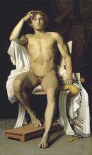 Achilles (kunstwerk: François-Léon Benouville)