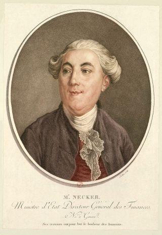 Jacques Necker, 1789