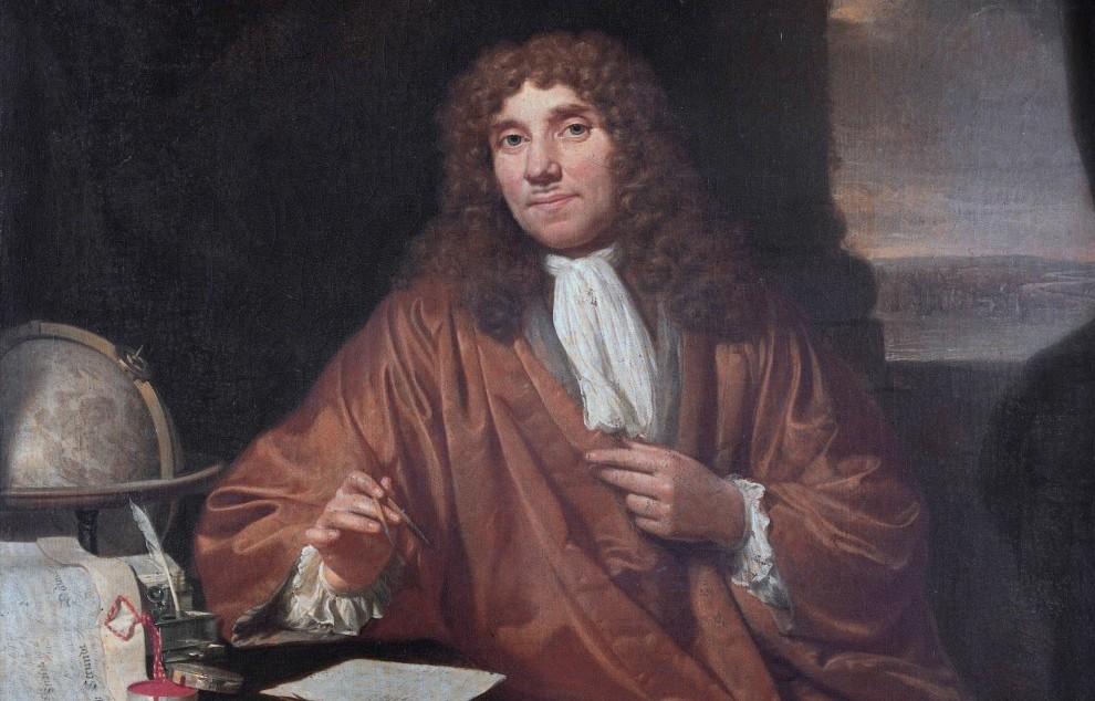 Antoni van Leeuwenhoek (1632-1723) - Grondlegger van de microbiologie