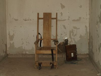 Elektrische stoel - Foto: CC