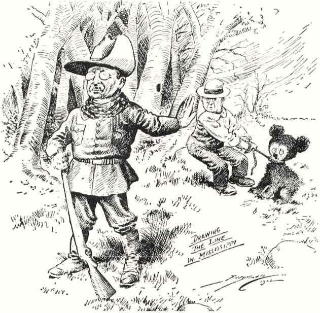 Cartoon van C.K. Berryman
