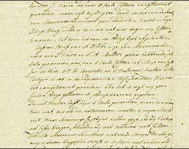 Deel 'Sailing Letters' uit Londen toegankelijk op internet