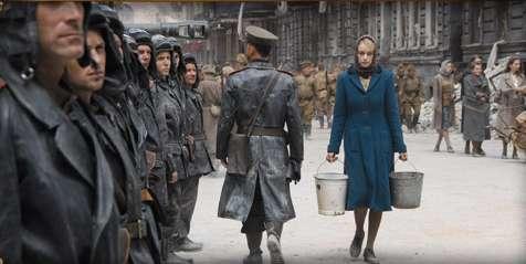 Scène uit de film Anonyma