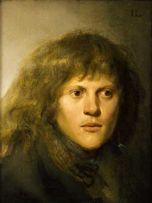 Zelfportret (Afbeelding: Het Rembrandthuis)
