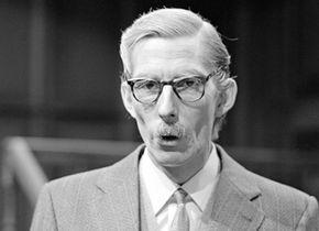Martin Brozius in 1972 (Afbeelding: Beeld & Geluid)