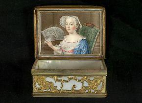Vier eeuwen portretminiaturen van het Huis van Oranje